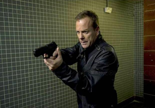 24 heures chrono, papy Jack Bauer fait de la résistance