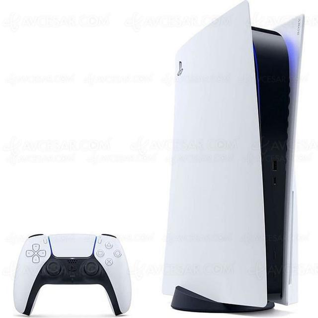 PlayStation 5 Pro en 2023 à plus de 600 $ et PS5 Slim en 2022 ?