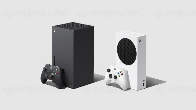 Nouvelle Xbox Series X en 2023 et Xbox Series S fin 2022 ?