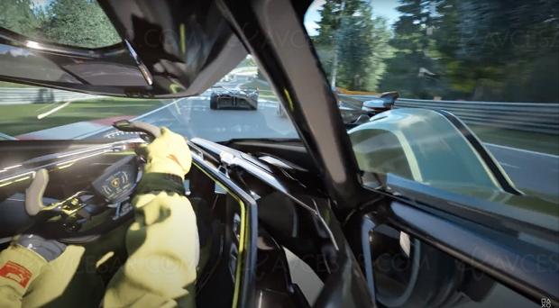 Bande-annonce Gran Turismo 7 PS4/PS5, à fond les caisses