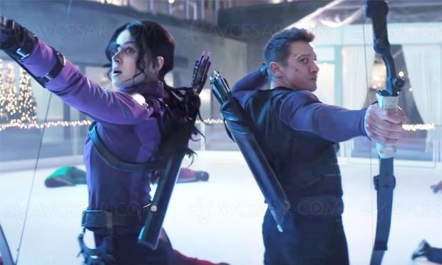 Hawkeye, première bande-annonce pour la nouvelle série Marvel sur Disney+