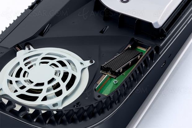 Grosse mise à jour PS5 : installez votre propre disque dur SSD