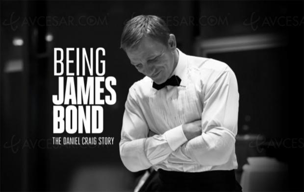 Doc Being James Bond gratuit sur iTunes : Daniel Craig dit au revoir à Bond