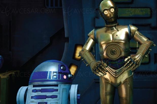 Jeu vidéo Star Wars développé par Quantic Dream ?