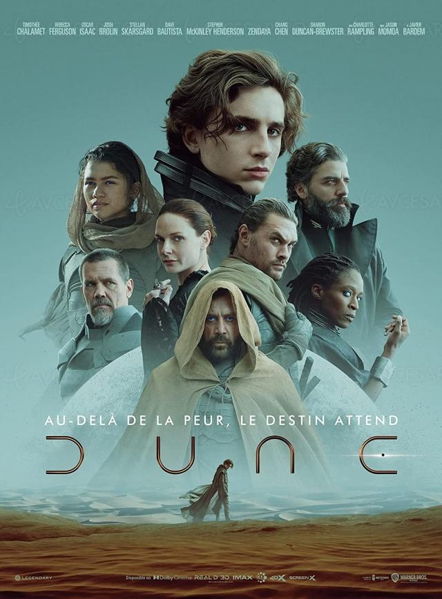 Dune : le 4K Ultra HD Blu‑Ray déjà N°1 des ventes vidéo !