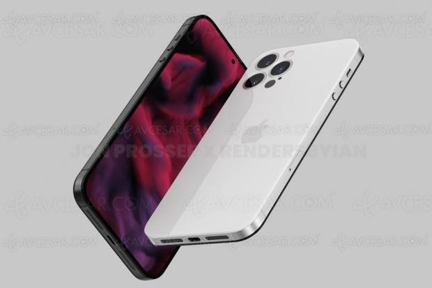 iPhone 14, changement de design radical ?