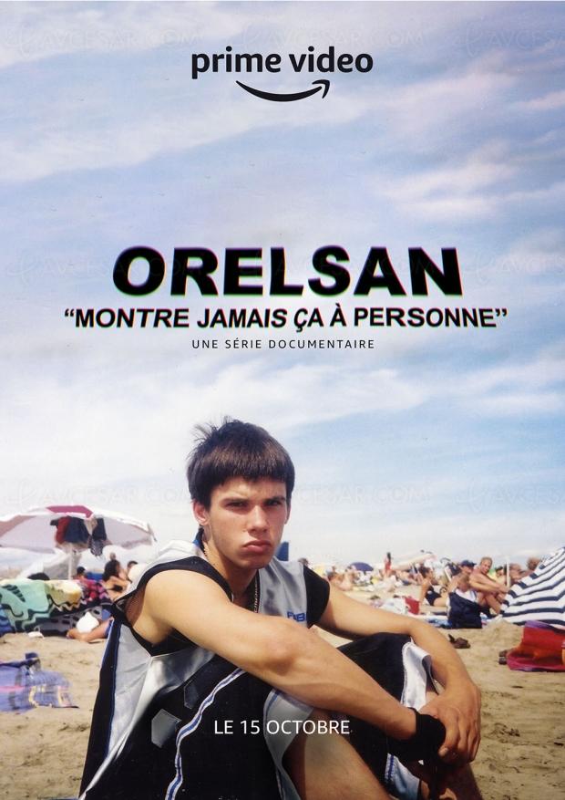Orelsan filmé par son frère : 20 ans d'images inédites sur Amazon Prime