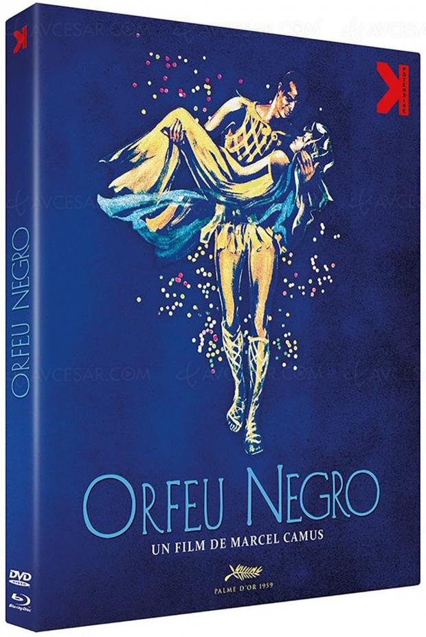 Orfeu Negro restauré 4K : le mythe d'Orphée et Eurydice sur un air de samba triste