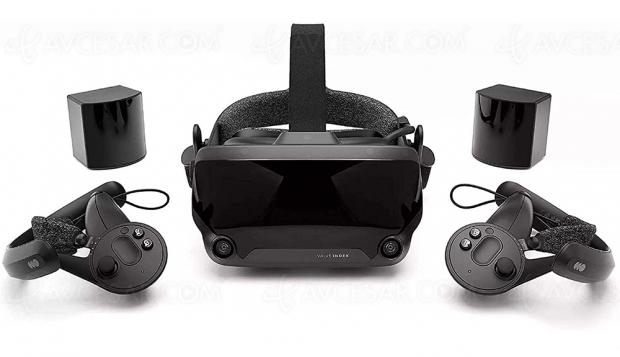 Nouveau casque de réalité virtuelle chez Valve ?