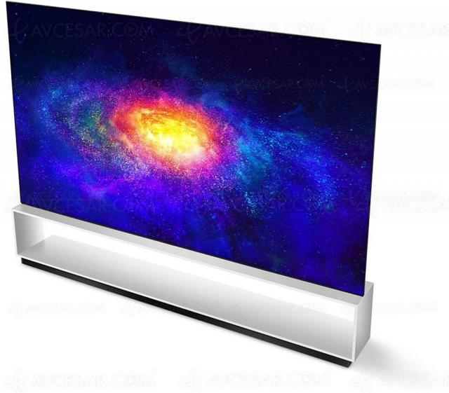 Bon plan > TV Oled Ultra HD 8K LG OLED88ZX9 à ‑50%, soit ‑15 009 € de remise