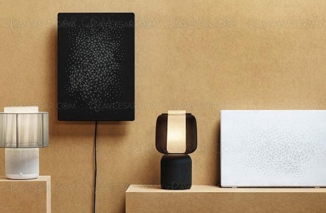 Symfonisk, nouvelle lampe/enceinte Ikea/Sonos