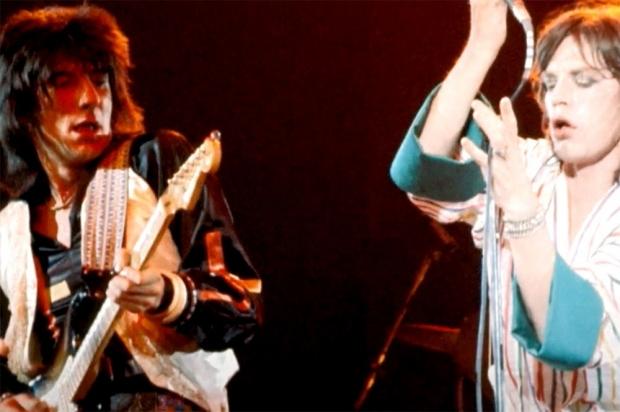 Gros plan sur Ronnie Wood, le Rolling Stones pas comme les autres