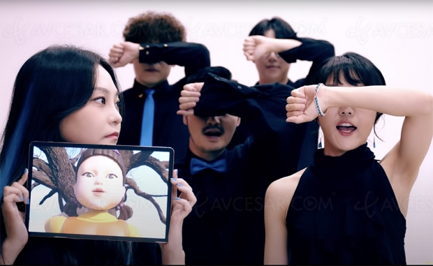 Squid Game a capella façon coréenne : c'était sûr !