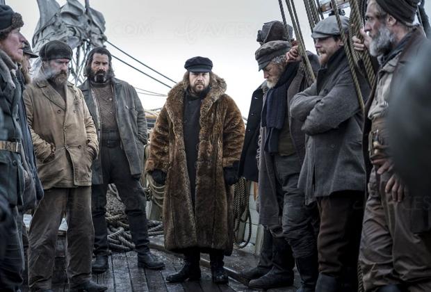 The North Water : voyage dans l'enfer glacé avec Colin Farrell
