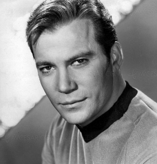 Le Capitaine Kirk envoyé dans l'espace, pour de vrai