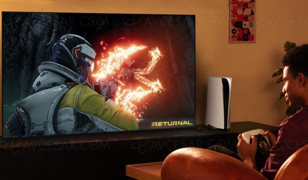 Nouvelles fonctionnalités « Perfect for PlayStation 5 » pour TV Sony Bravia 2021