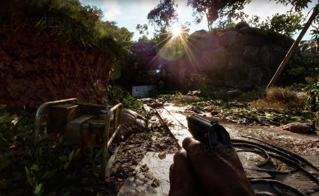 Vidéo Far Cry 6 en Ultra HD 4K, gonflé aux hormones