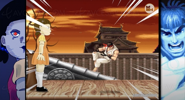 Squid Game Vs Street Fighter… et le gagnant est ?