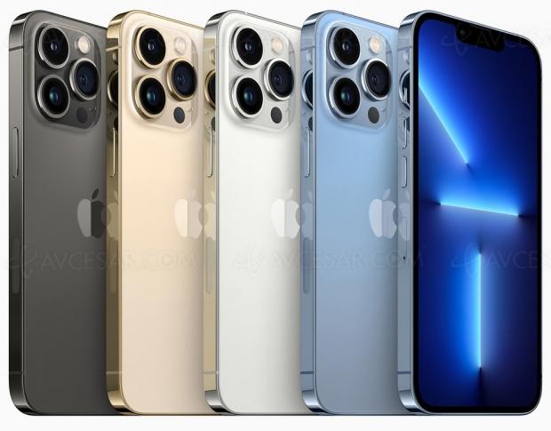 Les fidèles d'Apple pas pressés de passer à l'iPhone 13