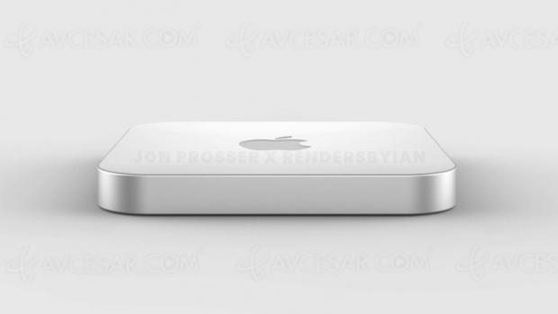 Console de jeu Apple Silicon façon Nintendo Switch et nouvelle Apple TV en préparation ?