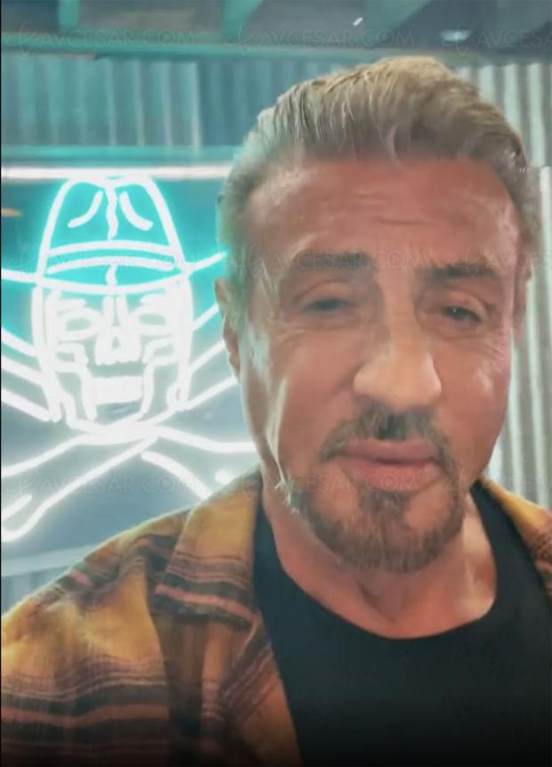 Stallone fait ses adieux vidéo aux Expendables