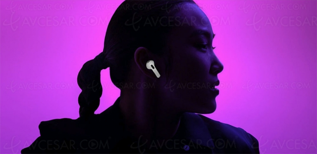 Apple AirPods 3 : Spatial Audio/Dolby Atmos et autonomie en hausse