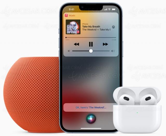 Apple Music Voice, abonnement moins cher mais…