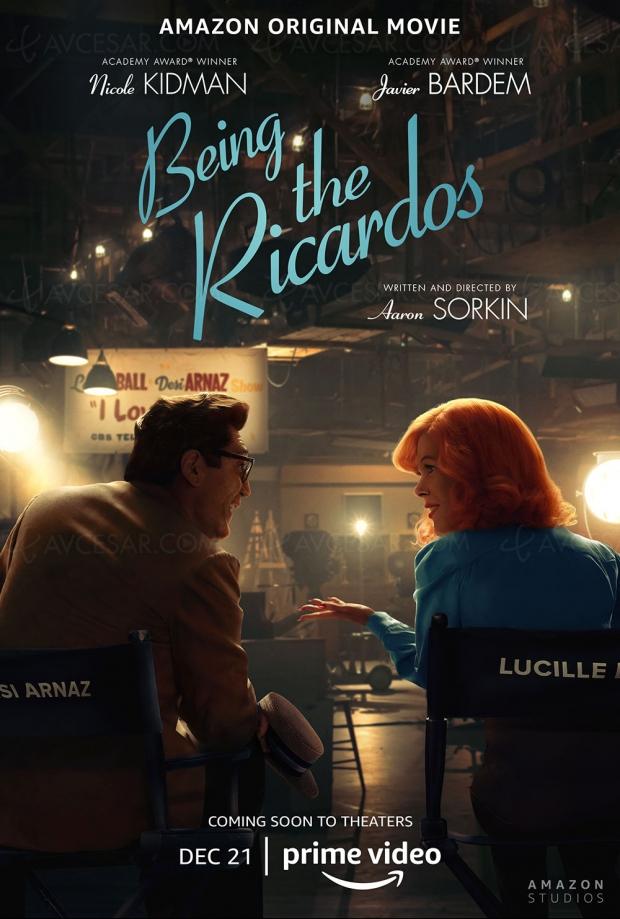 Première bande‑annonce Being the Ricardos avec le tandem Kidman/Bardem