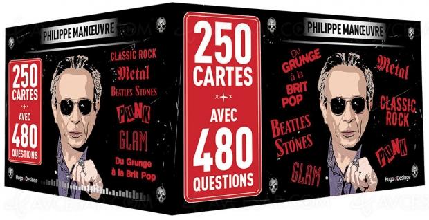 Quiz Rock, le jeu des 480 questions-réponses avec Philippe Manœuvre