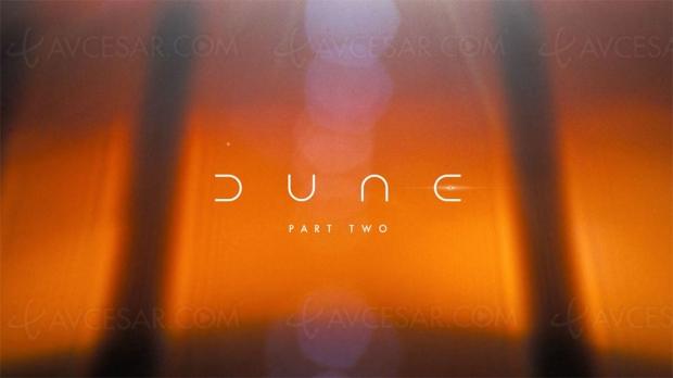 Dune partie II, c'est parti