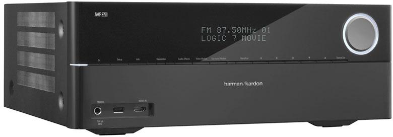 test amplificateur harman kardon avr 370 r sum. Black Bedroom Furniture Sets. Home Design Ideas