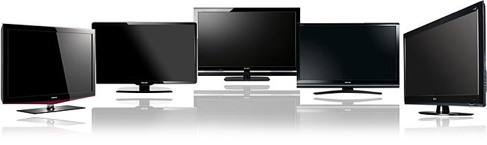 5 LCD 40/42 pouces HDTV 1 080p 100 Hz à moins de 1 000 euros