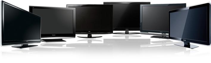 6 écrans 40/42 pouces HDTV 1 080p à 1 000 euros