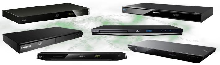 Six platines Blu-Ray 3D à moins de 160 euros