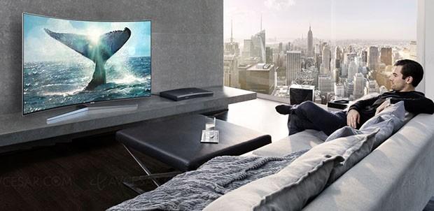 Avec les Quantum Dots, Samsung bouleverse l'UltraHD