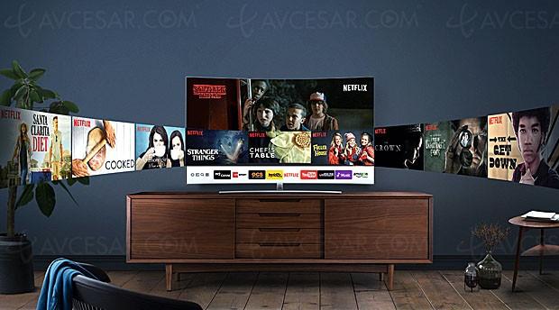 Smart TV Samsung, évolution ultime du TVconnecté?