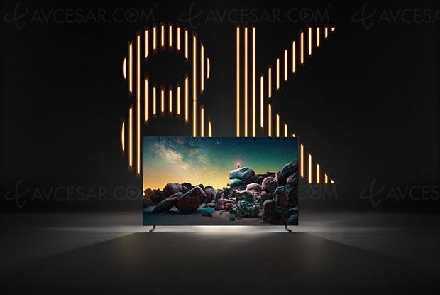 TV 8K Samsung Q900R, le téléviseur du futur existedéjà