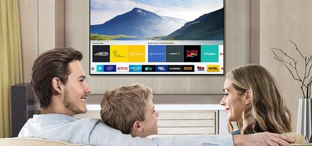 TV Samsung, l'expérience consommateur ultime