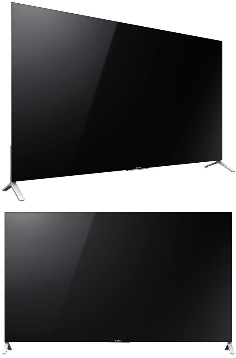 test tv cran plat sony kd 65x9005c r sum. Black Bedroom Furniture Sets. Home Design Ideas