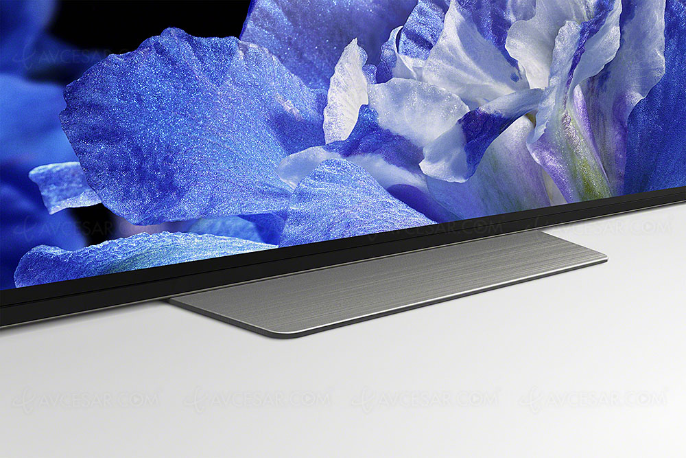 34cbe554dde Test TV - Écran plat Sony KD-65AF8 - Résumé