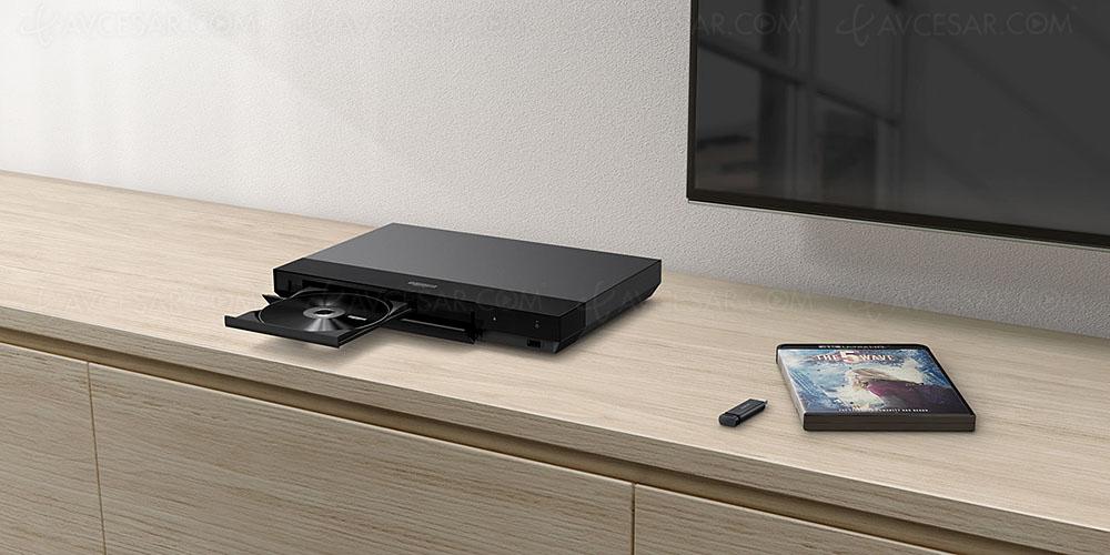 Test Lecteur Blu-Ray Sony UBP-X700 - Résumé