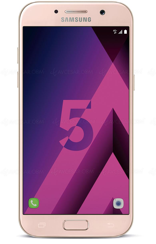 Test Smarphone Samsung Galaxy A5