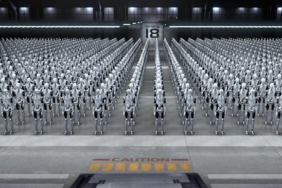 I, Robot (2004)