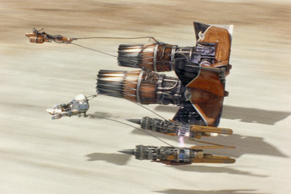 Star Wars : épisode I - La menace fantôme - L'intégrale de la saga (1977/1981/1983/1999/ 2002/2005)