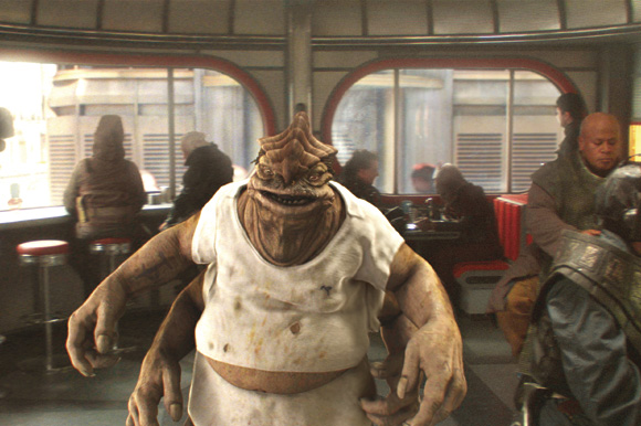 Star Wars : épisode II - L'attaque des clones - L'intégrale de la saga (1977/1981/1983/1999/ 2002/2005)