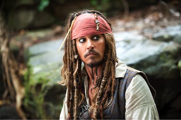 Pirates des Caraïbes : la fontaine de jouvence (2011)
