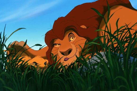 Le roi lion 3D (1995)