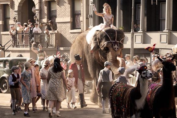 De l'eau pour les éléphants (2011)