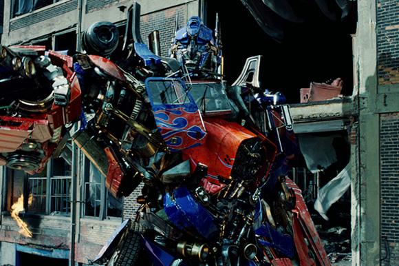 Transformers 3, la face cachée de la Lune (2011)