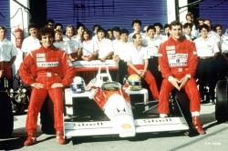 Senna : sans peur, sans limite, sans égal (2011)